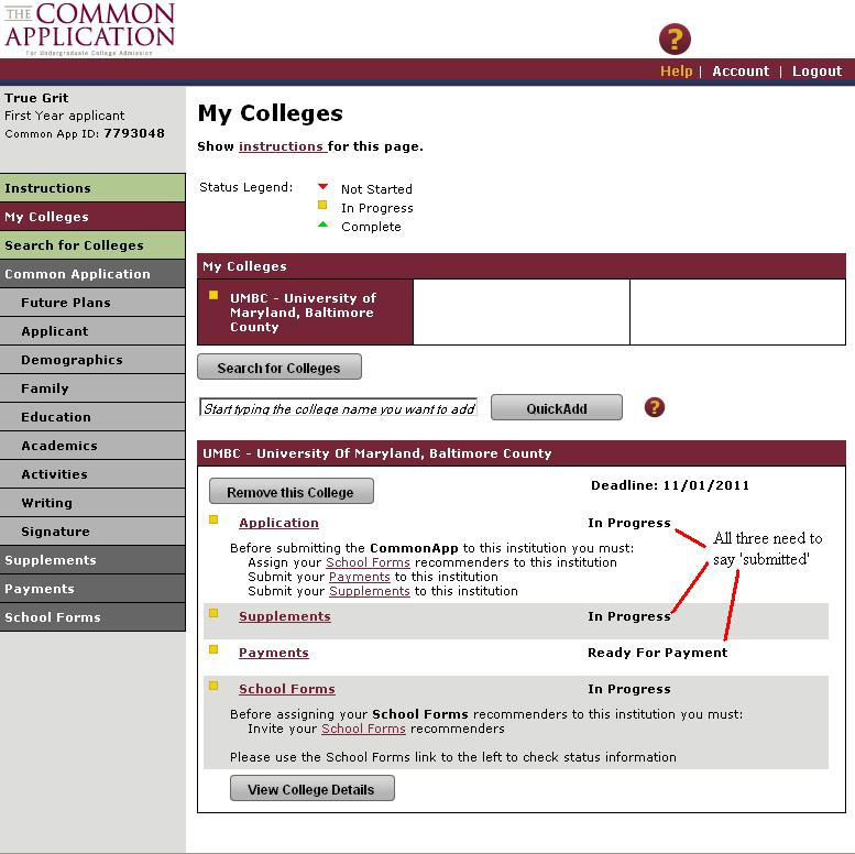 college app essay prompts 2011 With instant access to more than 700 colleges and universities around the world, the common app is the most seamless way to manage the application process.