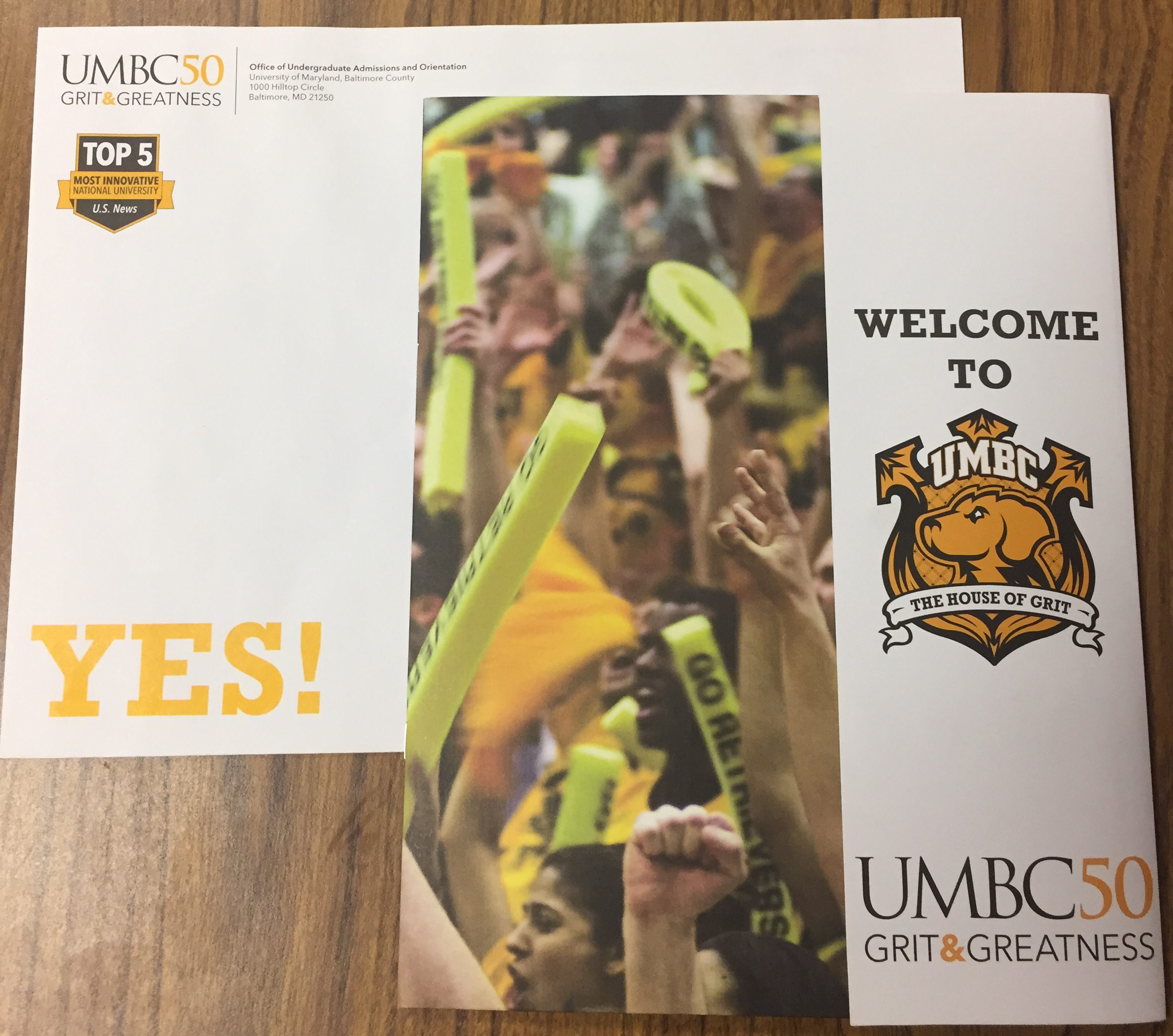 Early Action | UMBC Admissions Counselors' Blog